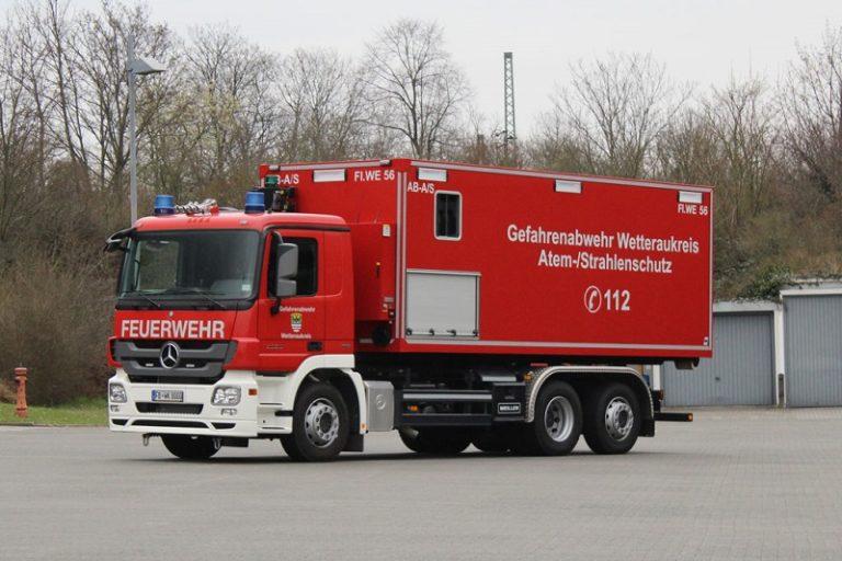 Feuerwehr Wetterau
