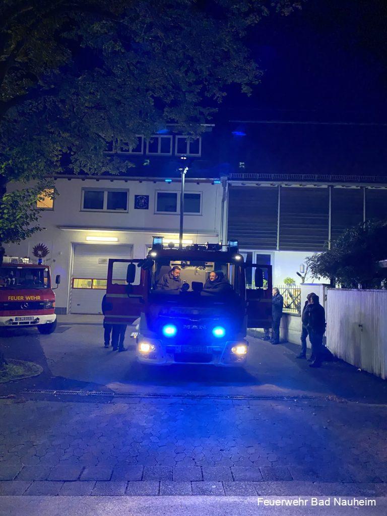 Fahrzeugbeschaffung für Steinfurth