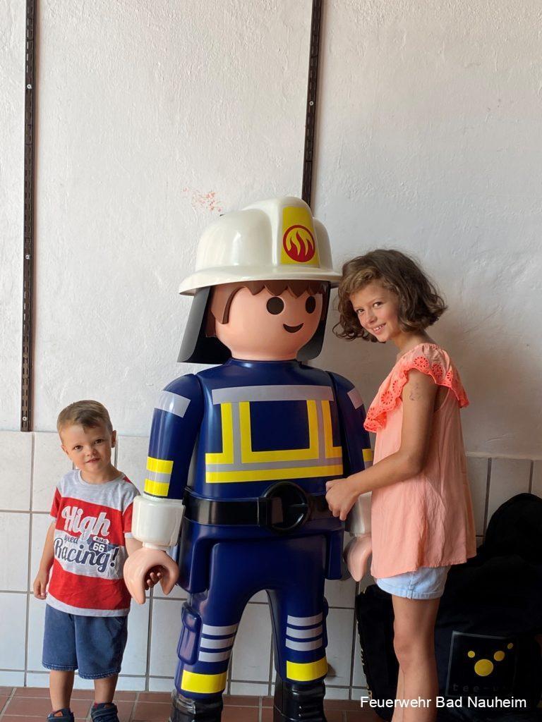 Read more about the article Familie Steinhorst bei der Feuerwehr