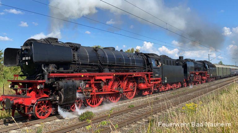 Read more about the article Betankung von historischen Dampfloks