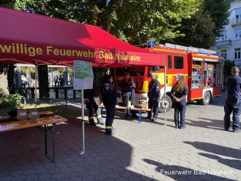 Read more about the article Jugendfeuerwehr Infostand